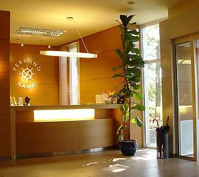 Гостиница Перкуно Намаи Парк Отель