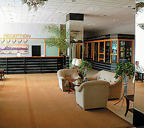 Гостиница Юбилейная