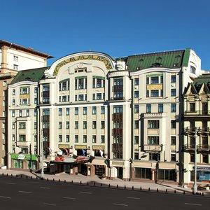 Гостиница Москва Марриотт Тверская
