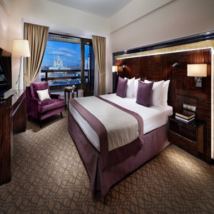Hotel Crowne Plaza Moscow World Trade Centre