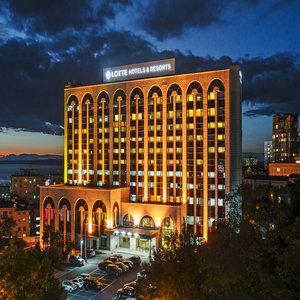 Hotel Lotte Hotel Vladivostok (form. Hyundai)