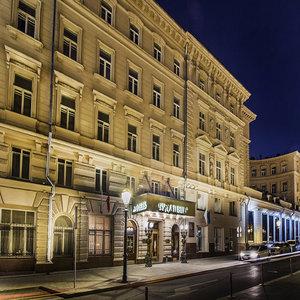 Гостиница Будапешт