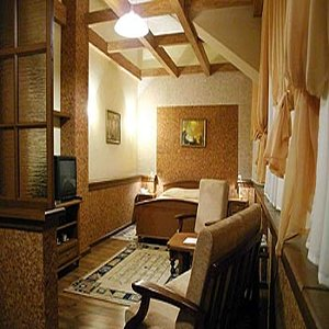 Гостиница Сибирский Сафари Клуб