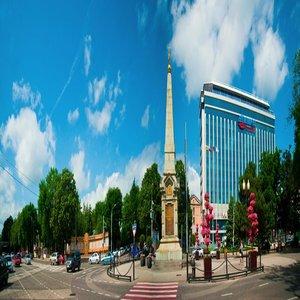 Гостиница Краун Плаза Краснодар Центр (б. Интурист-Краснодар)