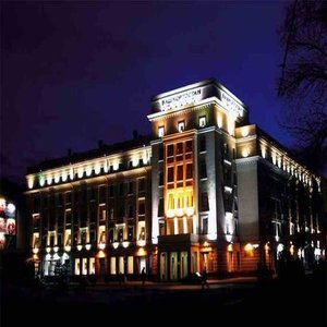 Гостиница Башкирия