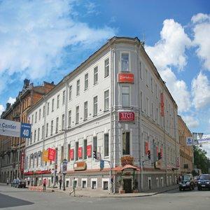 Гостиница Пятый Угол Бизнес-Отель