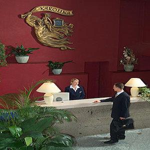 Гостиница Каролина