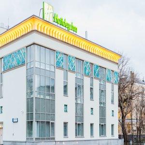 Гостиница Холидей Инн Москва Таганский