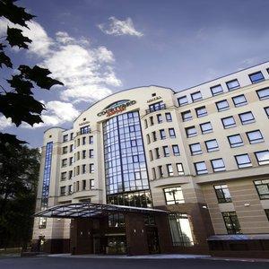 Гостиница Кортъярд Марриотт Санкт-Петербург Пушкин Отель