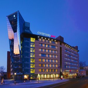 Hotel Courtyard Irkutsk City Center