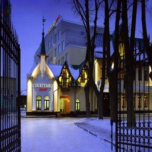 Кортъярд Марриотт Нижний Новгород Сити Центр