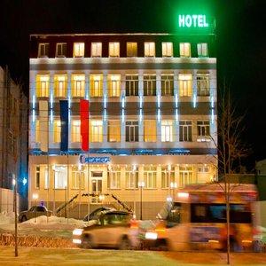Гостиница Комфорт Инн Отель (бывший Комфорт Отель)