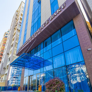 Гостиница Ренессанс Палас Баку