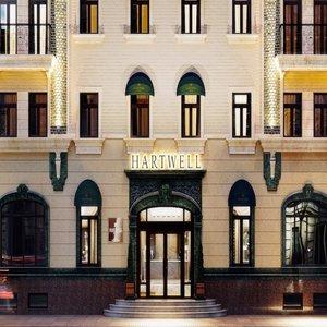 Гостиница Хартвэлл