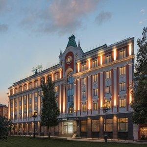 Шератон Нижний Новгород Кремль