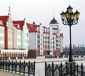 Гостиницы Калининграда: ГЕЛИОПАРК Кайзерхоф